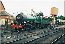 SU5290 : 'King Edward I' at Didcot by Dr Neil Clifton
