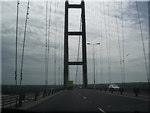 TA0223 : Humber Bridge by Alexander P Kapp
