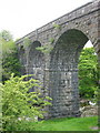 SD8590 : Appersett Viaduct by Les Hull