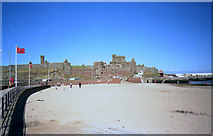 SC2484 : Peel Castle and Cathedral by Dr Neil Clifton