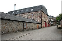 NH7683 : Glenmorangie Distillery by Anne Burgess