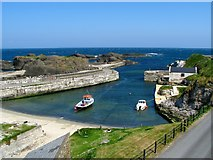 D0345 : Ballintoy harbour by Rossographer