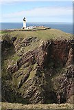 NC2574 : Cape Wrath Lighthouse by Anne Burgess
