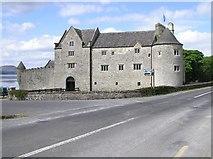 G7835 : Parkes Castle by Kenneth  Allen