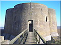 TM4654 : Martello Tower south of Aldeburgh by Brendan Routledge