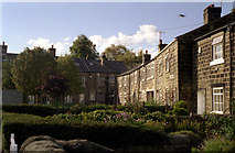 SE2837 : Tannery Square, Meanwood, Leeds by Dr Neil Clifton