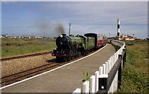 TR0816 : Dungeness Station by Dr Neil Clifton