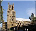 TL5480 : Ely Cathedral by Pierre Terre