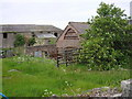 NU0740 : Fenwick Granary by Iain Lees