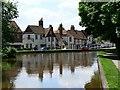 SU4667 : Kennet and Avon Canal, Newbury by Brian Robert Marshall