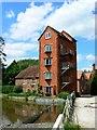 SU4667 : The Granary, West Mills, Newbury by Brian Robert Marshall