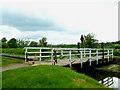 SU3368 : Hungerford - Swing Bridge by Chris Talbot