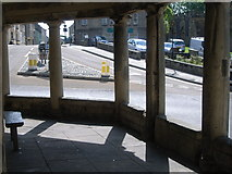 NZ0516 : Newgate from inside the Marketplace by Nick Mutton
