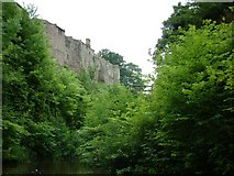 SD9952 : Skipton Castle by Gerald England
