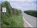 SO5895 : B4378 past Patton Grange Farm by Row17