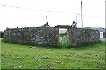 NY9393 : The Pinfold, Elsdon by Duncan Grey