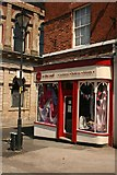 SP0198 : The Hole In The Wall haberdashers by Derek Bennett