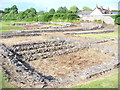 ST4690 : Roman Caerwent by Colin Smith