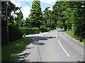SO8039 : Byefield Lane junction by Peter Whatley
