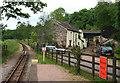 SD0997 : Muncaster Mill from Muncaster Mill Halt by Espresso Addict
