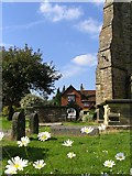 TQ3632 : St Margaret's Churchyard, West Hoathly by Julia MG