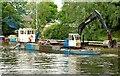J1386 : Dredger, Antrim (2) by Albert Bridge