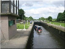 SE3629 : Woodlesford Lock - Aire & Calder Navigation by Betty Longbottom