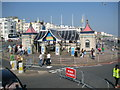 TQ3103 : Brighton Aquarium / Sea Life Centre by Nigel Cox