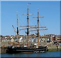 J5082 : The 'Kaskelot' in Bangor [1] by Rossographer
