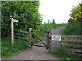 NY7063 : The South Tyne Trail by Mike Quinn