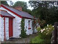 G9279 : Railway gatehouse at Drimark by louise price