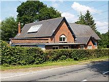 SU1012 : The Old School, Alderholt by Adrian King