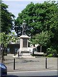 SD4970 : War Memorial, Market Street, Carnforth by Alexander P Kapp