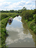 SU0762 : The Kennet and Avon Canal, All Cannings by Andrew Smith