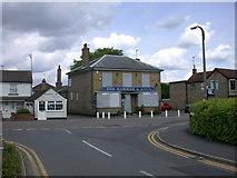 TL4196 : The Hammer & Anvil, Dartford Road by Keith Edkins