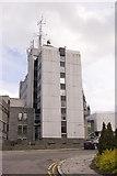NJ9406 : Queen Street Police Headquarters by Bill Harrison