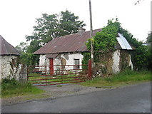 N9869 : Cottage at Knockcommon, Co. Meath by Kieran Campbell