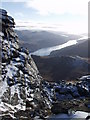 NN2706 : The Spearhead buttress, Beinn Narnain by Alan Pitkethley