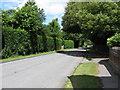 SO8357 : Nondescript suburbia by Peter Whatley