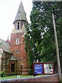 SP2780 : The parish church of St Andrew, Eastern Green by Keith Williams