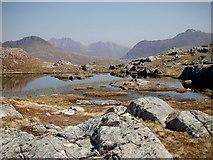NG9980 : Lochan na Bearta by trevor willis