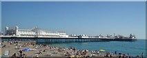 TQ3103 : Palace Pier by Jenny Flett