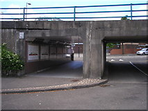 NS2776 : Underpass exit from car park by Sandy Gemmill