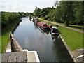 TQ0586 : Grand Union Canal at Denham Lock by Nigel Cox