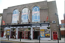 TQ5354 : Stag theatre, Sevenoaks by N Chadwick