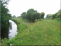 O0438 : Old railway line over the Royal Canal near Clonsilla, Co. Dublin by JP