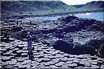 C9444 : Giants' Causeway 1968 by Duncan David McColl