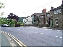 SE1614 : St Helens Gate, Almondbury by Stanley Walker