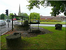 SO5040 : The Hub of Hereford 2 by Jonathan Billinger