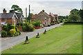 SE7924 : Mill Lane, Saltmarshe by Peter Church